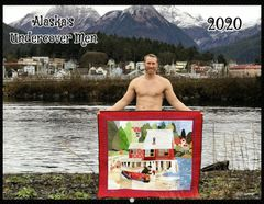 Alaska's Undercover Men 2020 Calendar