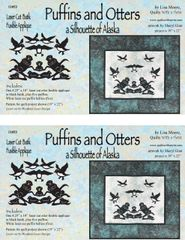 Puffins and Otters