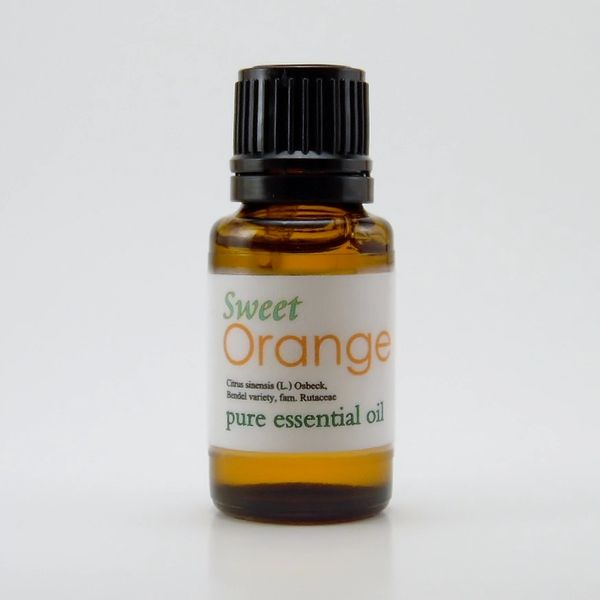 Sweet Orange Essential Oil 15ml