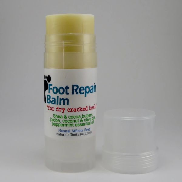 FOOT REPAIR BALM FOR DRY CRACKED HEELS