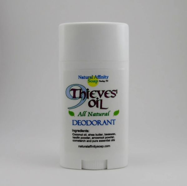 NATURAL DEODORANT- 9THIEVES' OIL