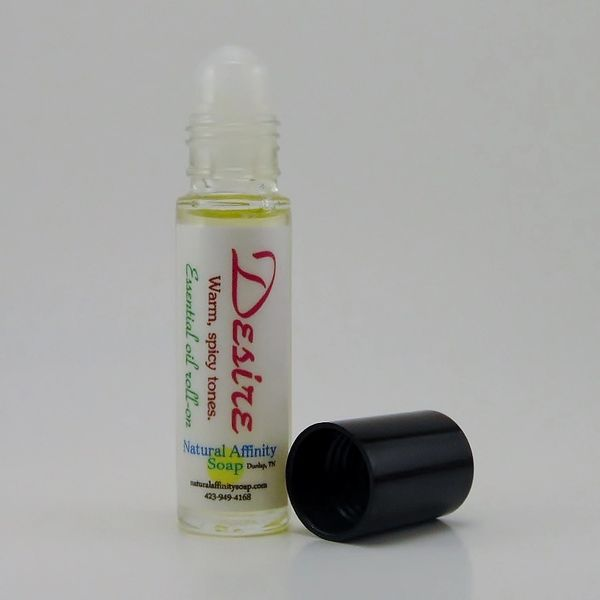 "Essential Oil Roll-On ""DESIRE"""