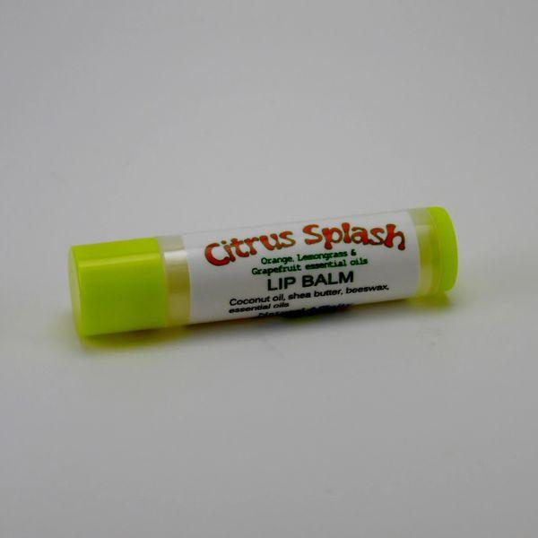 """CITRUS SPLASH"" Lip Balm"