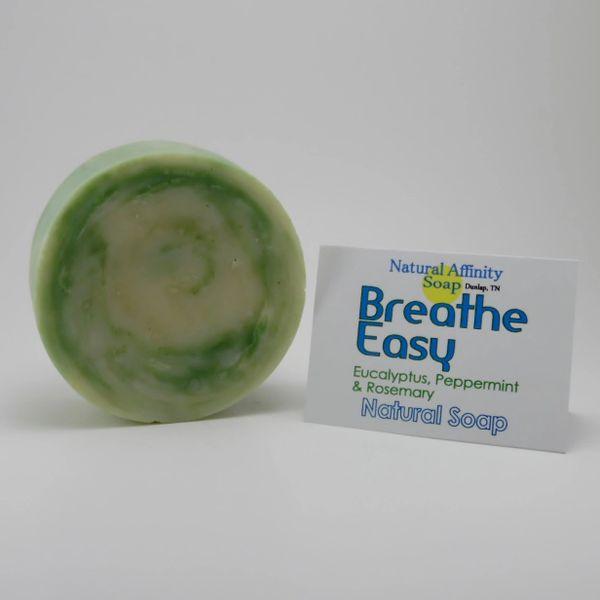 Breathe Easy Soap