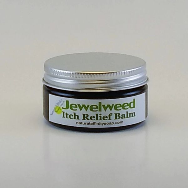 Jewelweed Itch Relief Balm Poison Ivy