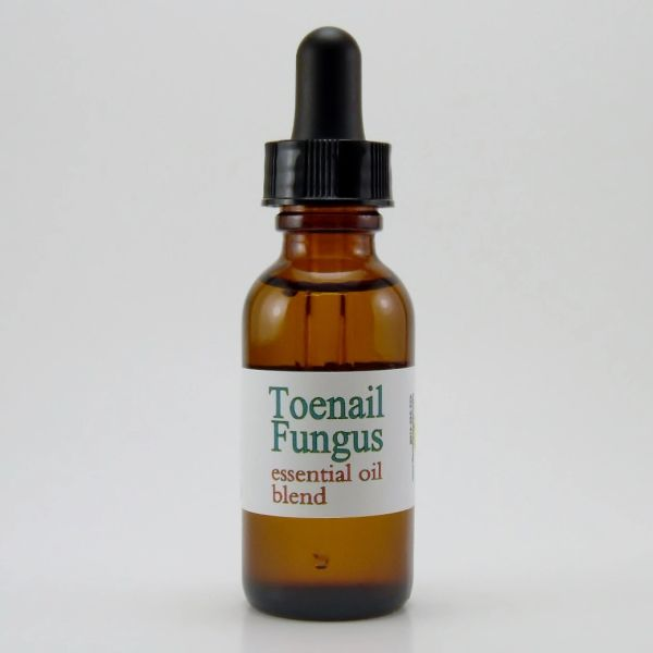 Toenail Fungus Essential Oil Blend