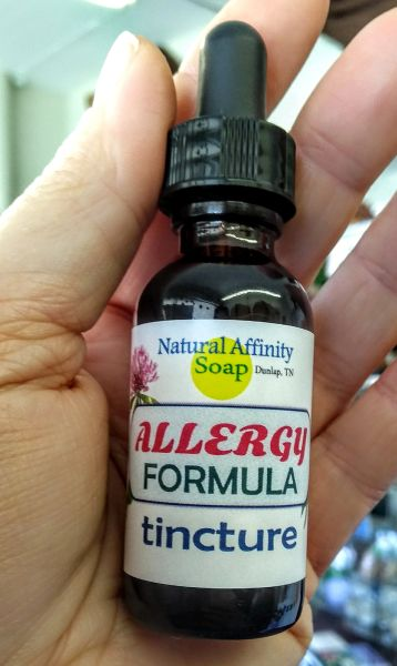 Allergy Formula Tincture 1oz