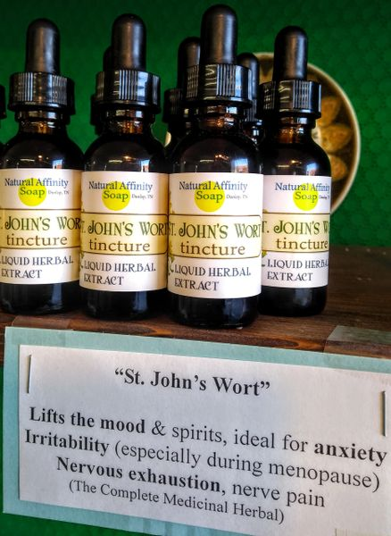 St John's Wort Tincture 1oz