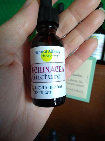 Echinacea Tincture 1oz