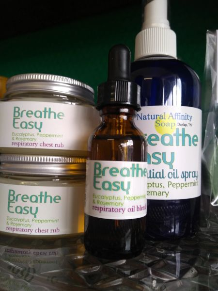 Breathe Easy Essential Oil 1oz