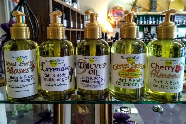 Lavender Bath & Body Oil Soothing 6oz
