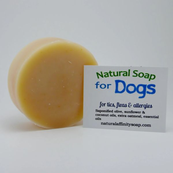 Natural Soap for Dogs