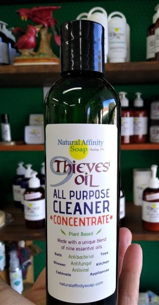 9Thieves Oil All Purpose Cleaner CONCENTRATE, 8oz