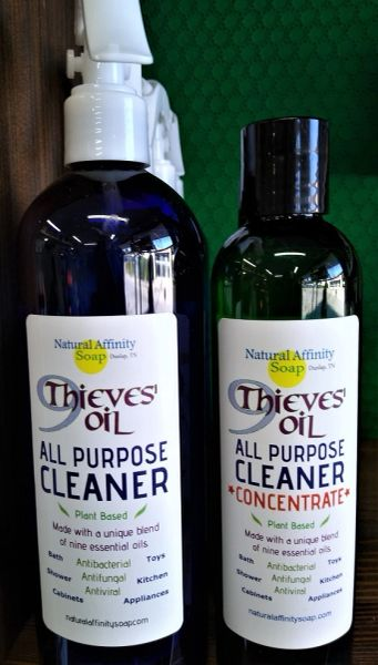 9Thieves' Oil Cleaner 16oz Disinfectant Spray