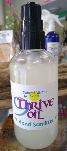9Thrive Oil Hand Sanitizer (Formerly 9Thieves' Oil) 8oz