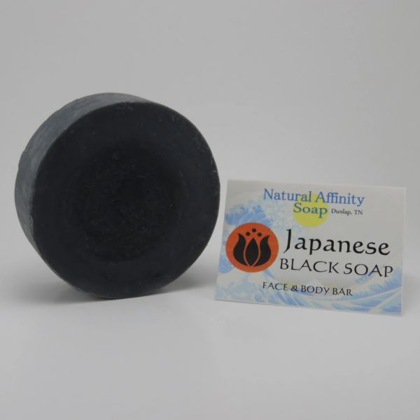 Japanese Black Soap