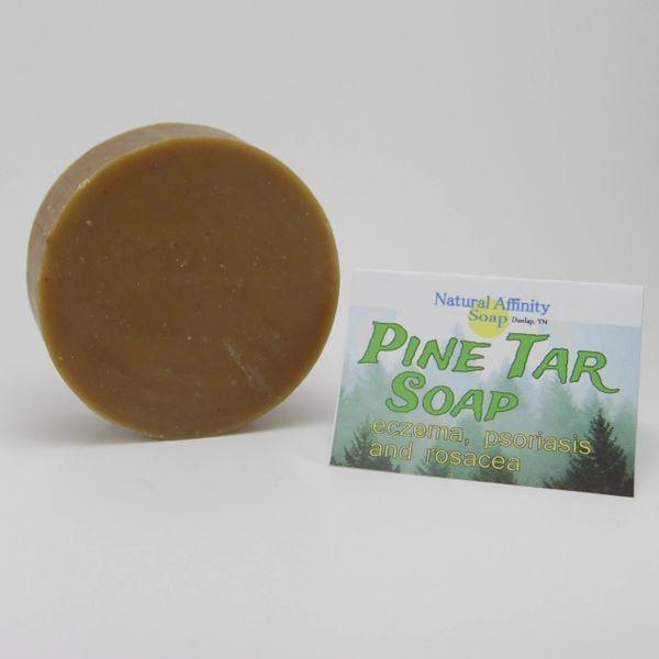 Pine Tar Soap Medicinal