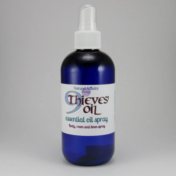 9Thieves Essential Oil Spray Medicinal