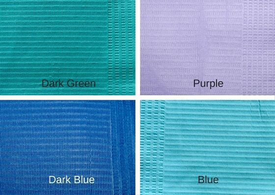 Dental Bibs (Drapes)/ 500 per box