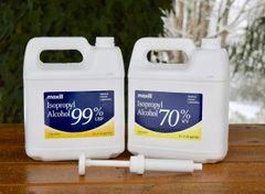 Isopropyl 99% 5 Liter jug