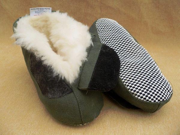 Velcro Medical Slippers