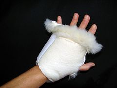 Hand Protector- Medical Merino Wool