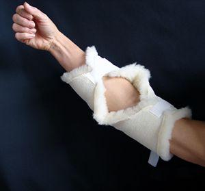 Elbow Protector- Medical Merino Wool