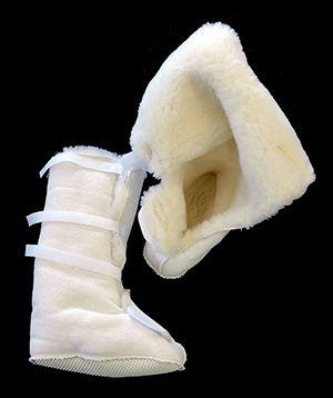 Merino Wool Knee High Boot