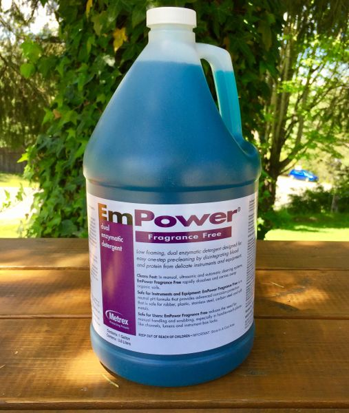 Empower Duel- Enzymatic Detergent 1 gallon
