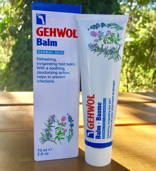 Gehwol Foot Balm 75 ml tube