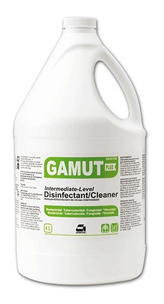 Gamut Plus- Intermediate Level Disinfectant