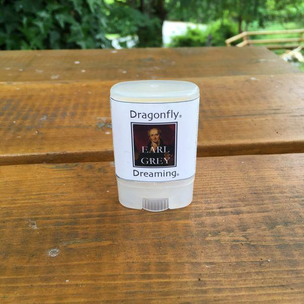 Dragonfly Dreaming Organics® Earl Grey Bergamot Organic Lip Balm