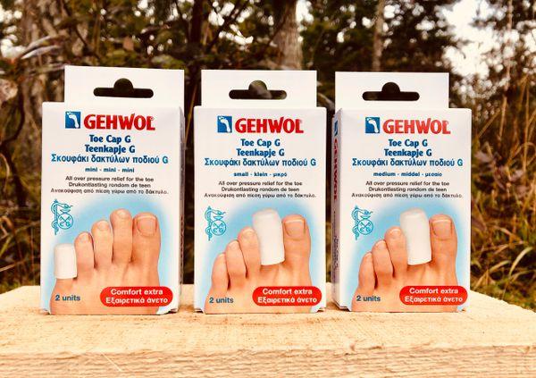 Gehwol Toe Caps- 3 sizes
