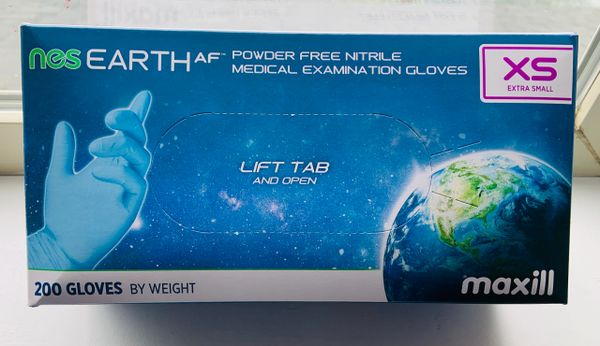 NES Earth Nitrile Gloves