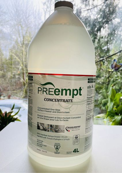 Preempt Concentrate 4 Litres