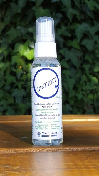 BioText Surface Disinfectant 60 ml