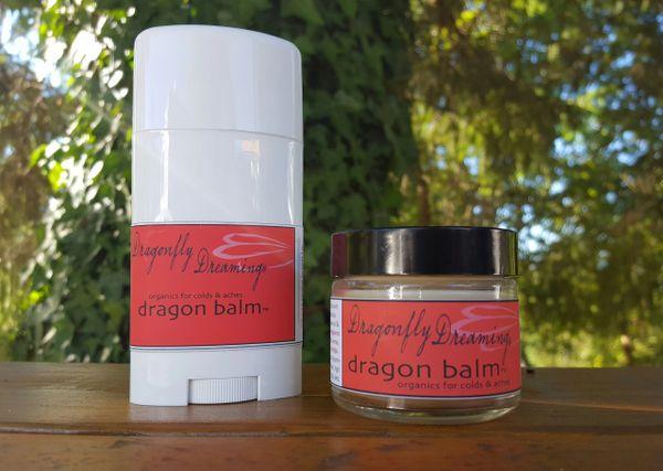 Dragon Balm warming treatment 60ml, 75ml tube