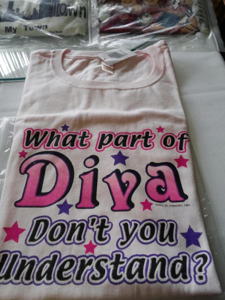 What Part of Diva.....T-Shirt