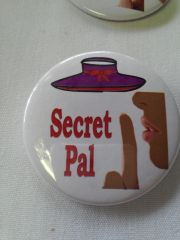Secret Pal-Button #2134