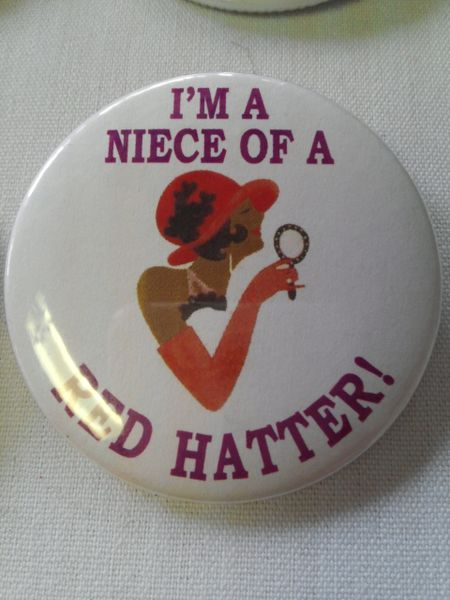 I'm a Niece of a Red Hatter-B #2161