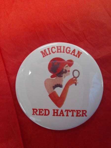 Michigan Red Hatter #2623