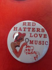 Red Hatters Love Music #2625