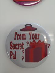 From Your Secret Pal #2676