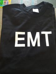 EMT Shirt -Black #2688