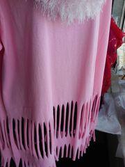 Pink Fringe Tshirt #2695