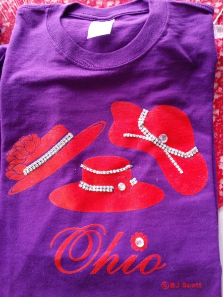 Bling Ohio 3 Hats Shirt #2706