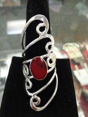 Art Nouveau Style Ring #2716