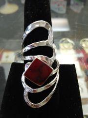 Art Nouveau Style Ring #2718