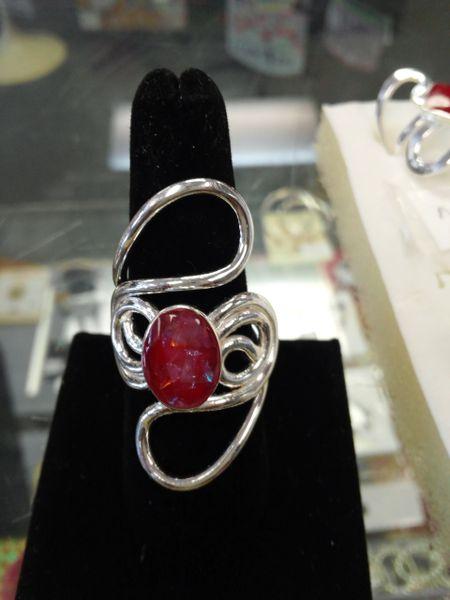 Art Nouveau Style Ring #2719
