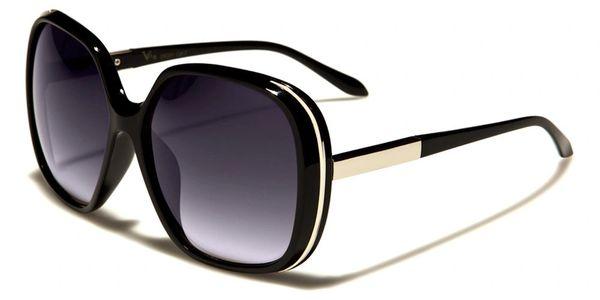 Wide Lens Sunglasses #3084